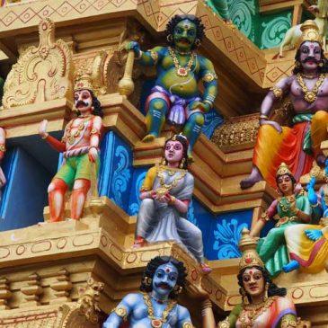 Sri Kailawasanathan Swami Devasthanam Kovil (Hindu Temple)